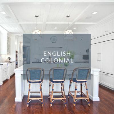 English Colonial
