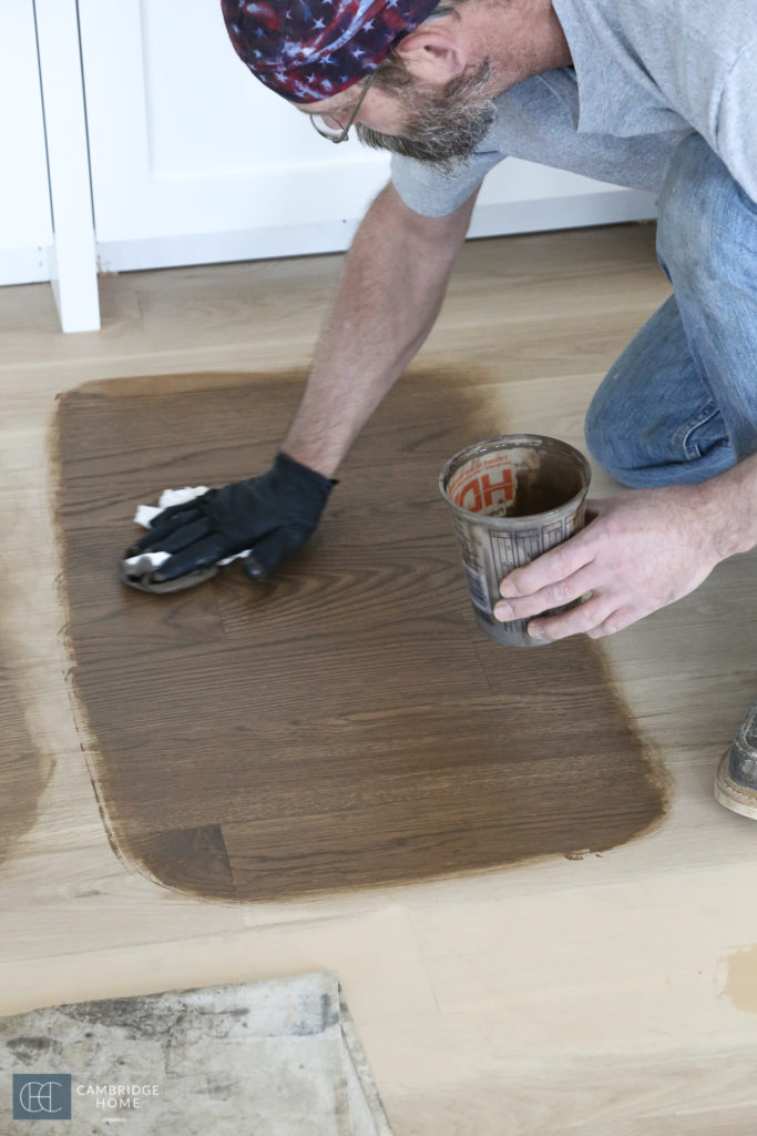How To Choose The Right Stain For Wood Floors Cambridge Home