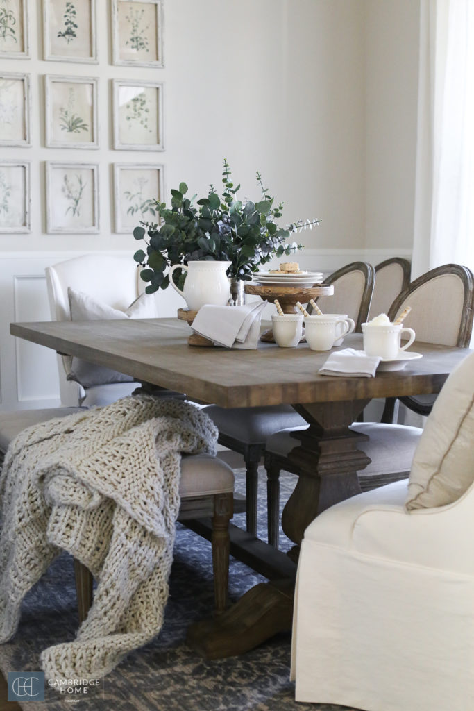 Farmhouse Style Dining Room Chairs