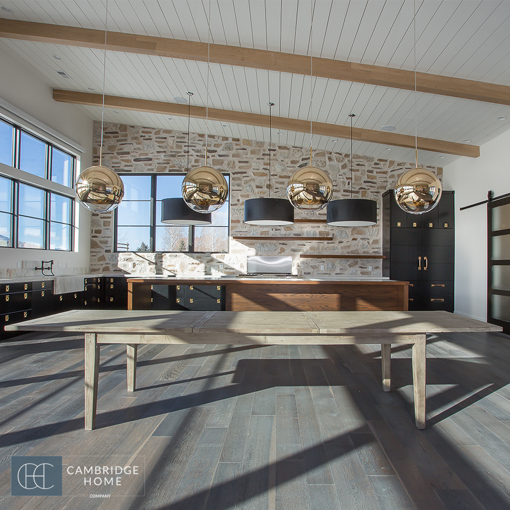 Industrial Kitchen At Home: How To Design An Industrial Farmhouse Kitchen